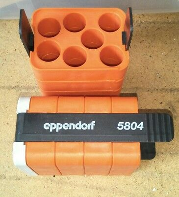 Eppendorf Centrifuge Adapter 7x 3-15mL tubes for A-4-44 (2pcs) - EP5804753003