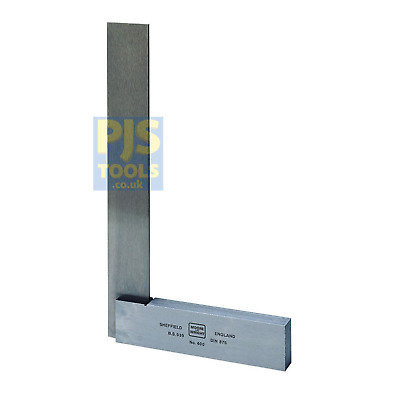 Moore and Wright 400 12in 300mm grade B engineers square 4004 MAW40012