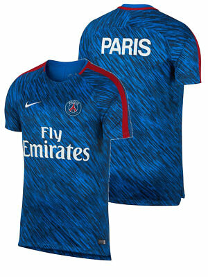 PSG 2018 Dri-Fit training shirt - adult S. Bought from Nike store