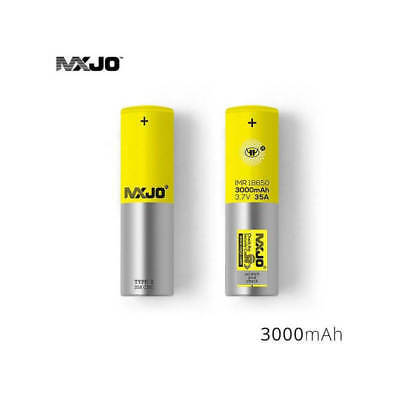 LOT 2 PILE ACCU IMR 18650 IMR18650 3000mAh 3.7V 35A BATTERIE RECHARGEABLE