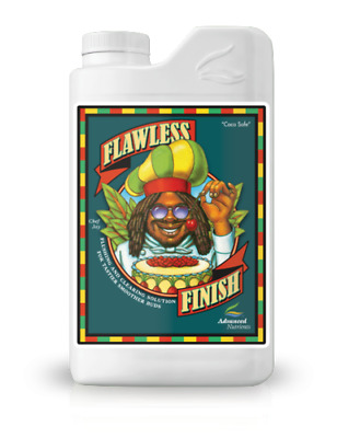 Advanced Nutrients Flawless Finish 1L - Plant Nutrient Flushing Agent 1 Litre