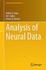 [PDF] Analysis of Neural Data by Robert E Kass - Instant Email Delivery