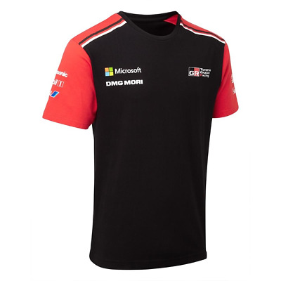 Toyota Gazoo Racing WRC Official Men's Team T-Shirt - TOY13T1