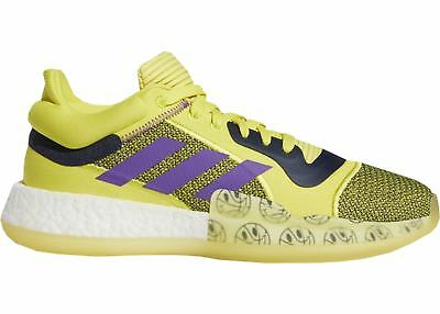 adidas Marquee Boost Low Men's Basketball Shoes LA LAKERS Edition NWT G27743