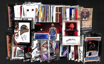 Nba Dutch Auction Basketball Hot Pack!! 12 Card Guaranteed 3 Autograph/Game Used
