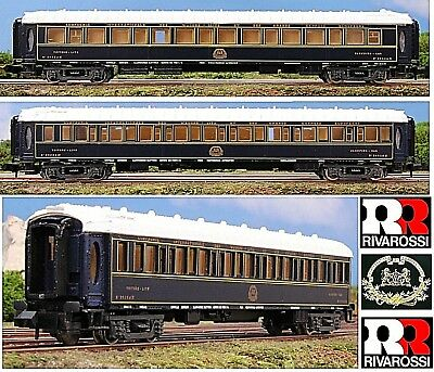 RIVAROSSI 9554 VINTAGE RAILWAY CARRIAGE with BEDS CIWL 3532-A ORIENT EXPRESS BOX