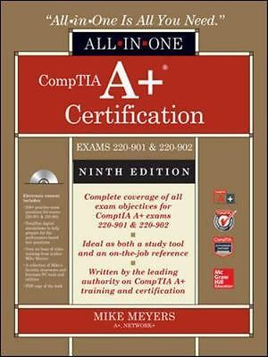 CompTIA A+ Certification All-in-One Exam Guide Ninth Edition (Exams 220-902)Book