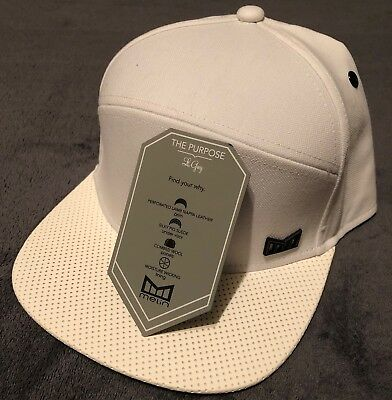 wholesale dealer b294d 478e5 Melin Brand Luxury Hat, The Vision, White
