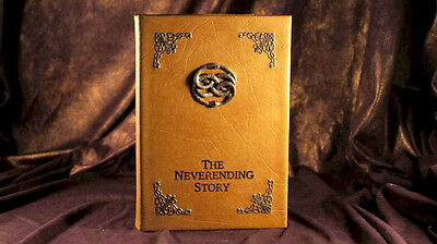 The Neverending Story Jewelry Box – Hollow Book Replica Box
