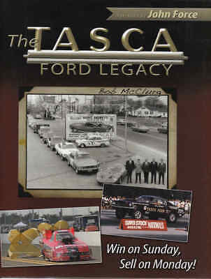 The TASCA Ford Legacy - Win On Sunday, Sell On Monday !