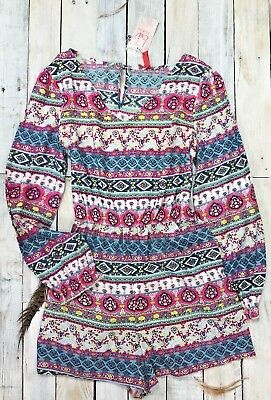 42d249610f0 NWT ANTHROPOLOGIE DILLARDS Chelsea and Violet romper shorts -  15.30 ...