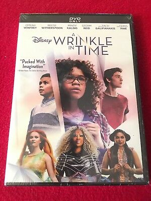 A Wrinkle in Time (DVD) Brand New