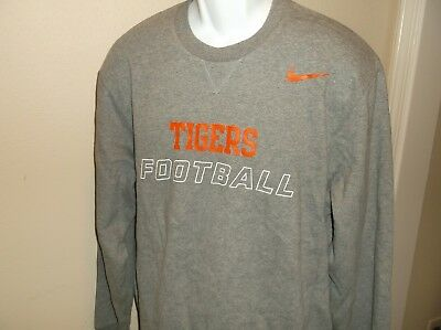 5412480c8 Auburn Tigers Football Nike Fleece Sweatshirt Adult Small nwt Free Ship