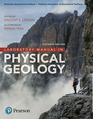 EB00K-Laboratory Manual in Physical Geology 11th Ed Cronin Tasa