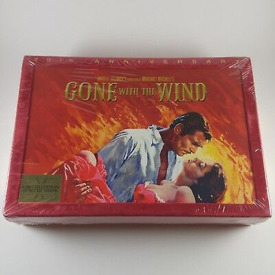 Gone With the Wind DVD 5-Disc Set, 70th Anniversary Ultimate Collectors Edition