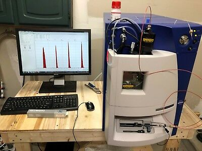 Waters Micromass Quattro Micro API MASS SPECTROMETER WITH MASSLYNX4.1
