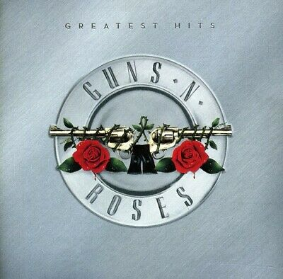 Greatest Hits by Guns N' Roses (CD, Mar-2004, Geffen) *NEW* *FREE Shipping*