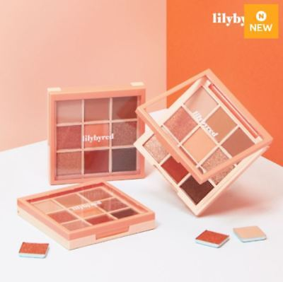 Lilybyred Mood Cheat (2019 New) Kit Shadow Palette 8g-Korean Cosmetics