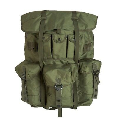 Military ALICE Combat Field Pack Army Large Rucksack Backpack with Frame&Straps