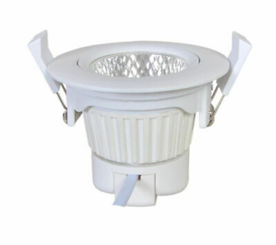 10W & 12W LED Gimble Dimmable Downlight 70mm 90mm Cut Out 3000K & 5500K Cutout