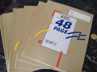 Exercise Books 48 Page Year 2 X 6