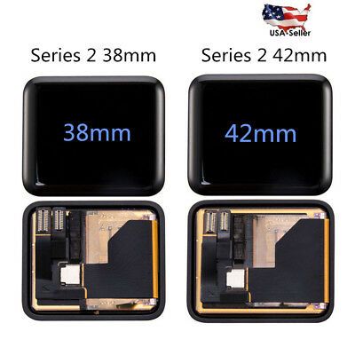 LCD Display Screen Touch Digitizer For iWatch Apple Watch Series 2 38mm 42mm USA