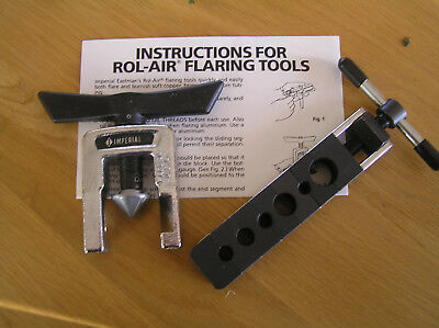 IMPERIAL-EASTMAN FLARING TOOLS 500FC 45deg FLARING TOOL NEW
