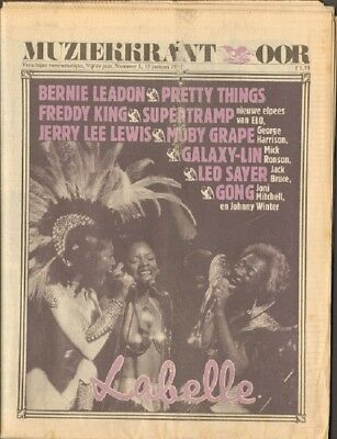 OOR 1975 1 Pretty Things LABELLE Galaxy Lin GONG Moby Grape EAGLES Leo Sayer