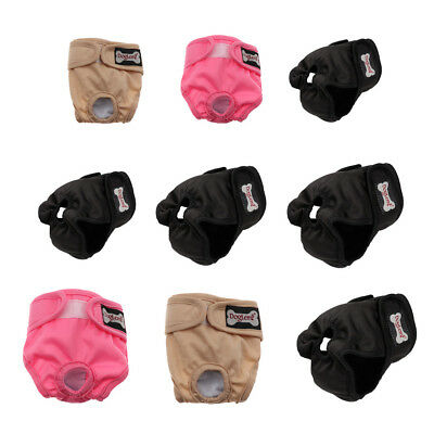Pet Dog Sanitary Physiological Menstrual Pant Underwear Diaper Physical Pant