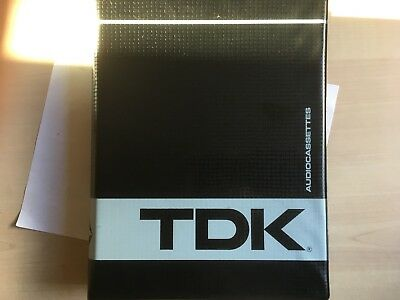 Tdk Sa 90 Gift Pack With 10 Factory Sealed Audio Cassettes