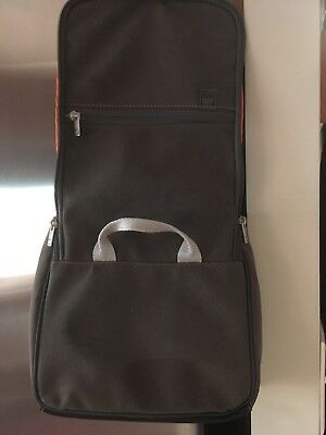 a7cf66457208c3 LEWIS N CLARK Brushed Twill Hanging Toiletry Kit - $7.99 | PicClick