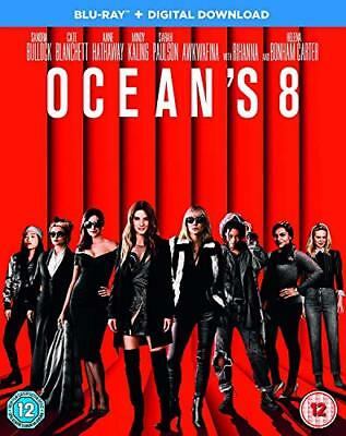 Ocean's 8 [Bluray] [2018] [DVD]