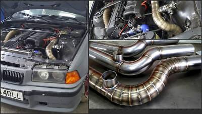 Intake Turbo Charge Pipe Cooling Kit BOOST E36 M50 M52 IC-TPS k64 performance