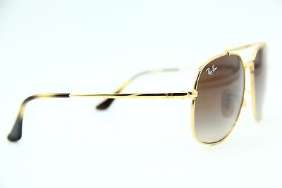 New Ray-Ban Junior Rj 9561S 223 13 Gold Sunglasses Authentic Frames 50- e04cb5a7b47
