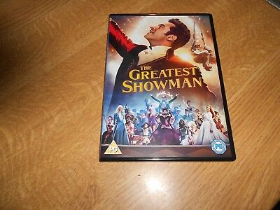 The Greatest Showman (DVD, 2017)..(SLIMLINE CASE)