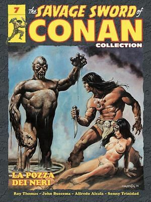 The Savage Sword Of Conan Collection  7