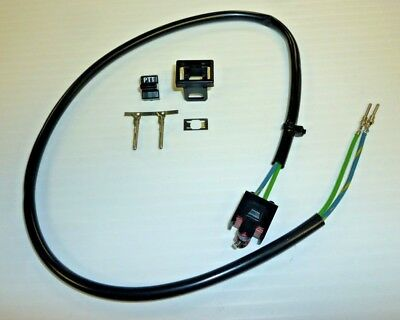 Harley Davidson Push To Talk (PTT)Switch Kit 89-Later FLTC,FLHTC-Ultra 77100-89B