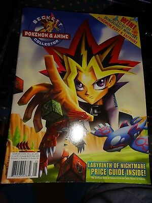 BECKETT COLLECTOR POKEMON & ANIME GUIDE MAY 2003 Vol 5 #5 Issue 45