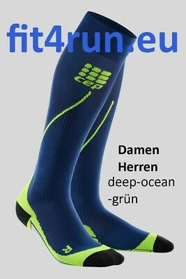 Socks Cep Progressive Run Socks 2.0 Herren Kompressionssocken Socken Strümpfe Wp553 Men's Clothing