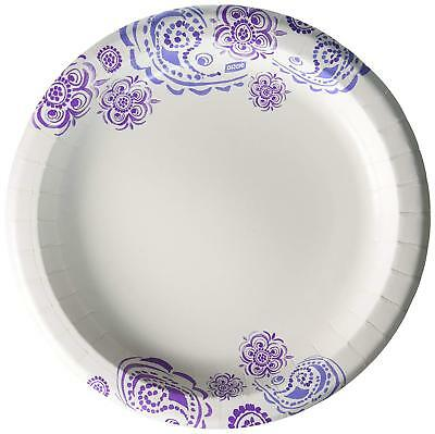 Dixie Paper Plates, 8-1/2 Inch, 48 Count