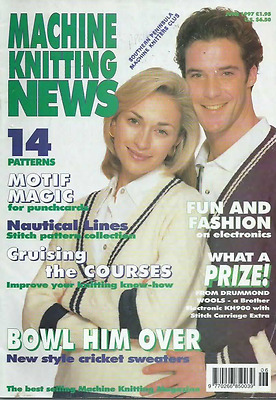 Vintage Machine Knitting News - June 1997