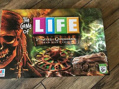 THE GAME OF Life - Pirates of the Caribbean - Dead Man's