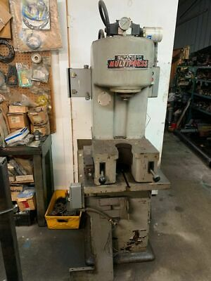 Denison press - 4 ton Multipress