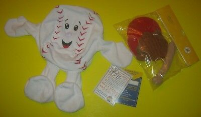 7a780570905 NEW BUILD A Bear Baseball Outfit Uniform Blue and Red With Cap USA ...