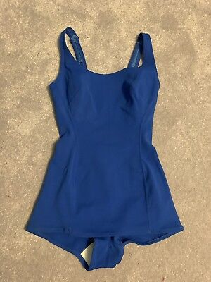 af52b0a483 1950 S ROMPER BATHING Suit Vintage Excellent Size Small White and ...