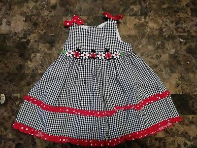 7618a81c9619 BANBURY CROSS TODDLER girls Plaid Dress size 3T -  16.99