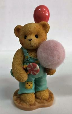Cherished Teddies Mike NEW With Box and Adoption Papers