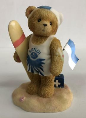 Cherished Teddies Sheela NEW With Box and Adoption Papers