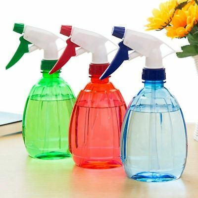 500ml Water Spray Bottle Plastic Gardening Plant Pet Cleaning Practical Best