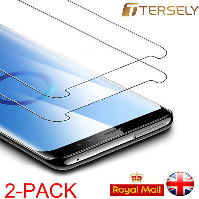 2X Full Cover 4D Tempered Glass Screen Protector for Samsung Galaxy NOTE 9